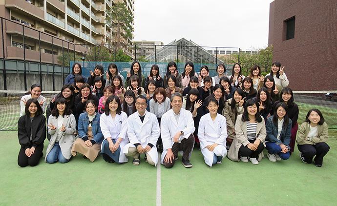微生物代謝学研究室(生化学 II )